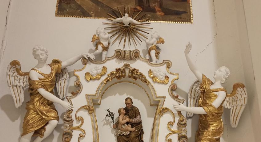 Papež vyhlásil Rok svatého Josefa