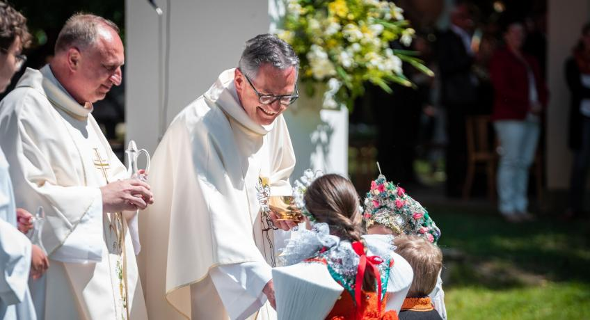 Na Antonínku jsme prožili slavnost sv. Antonína Paduánského