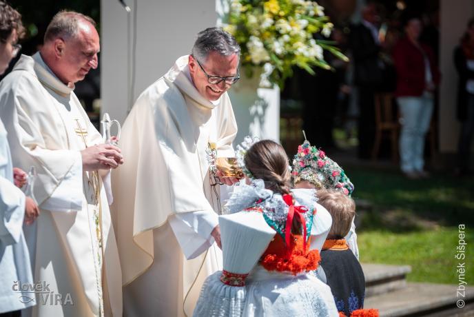 Mše svatá ke cti sv. Antonína 13.6. 2021