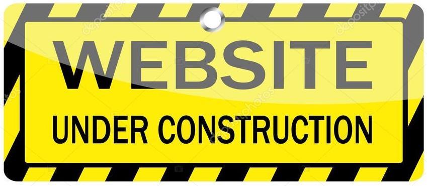 Webové stránky ve výstavbě