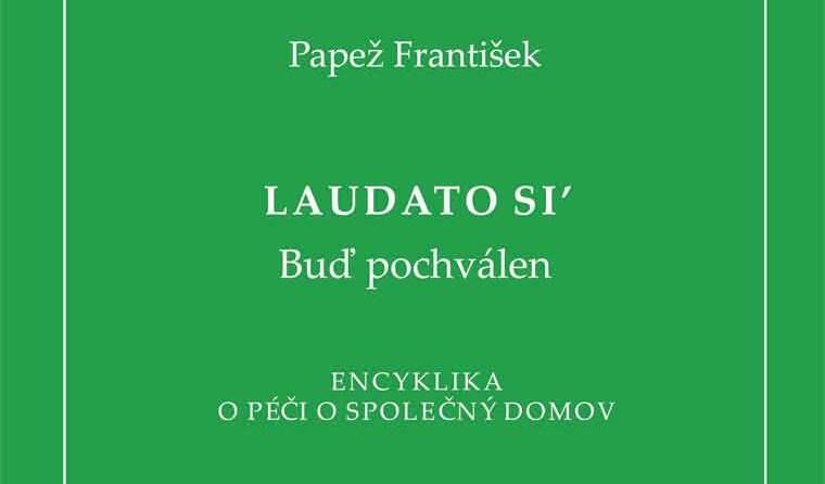 Laudato si' papeže Františka v nabídce farní knihovny