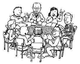 Prosincová jednání pastorační a ekonomické rady