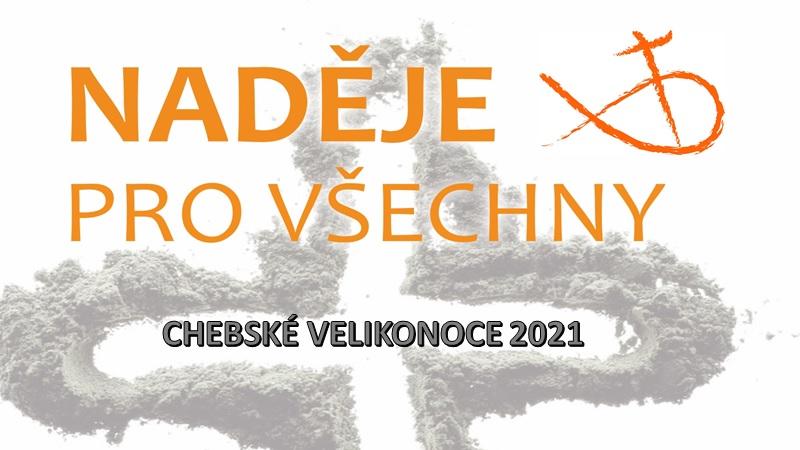 Chebské Velikonoce 2021 - průvodce slavením