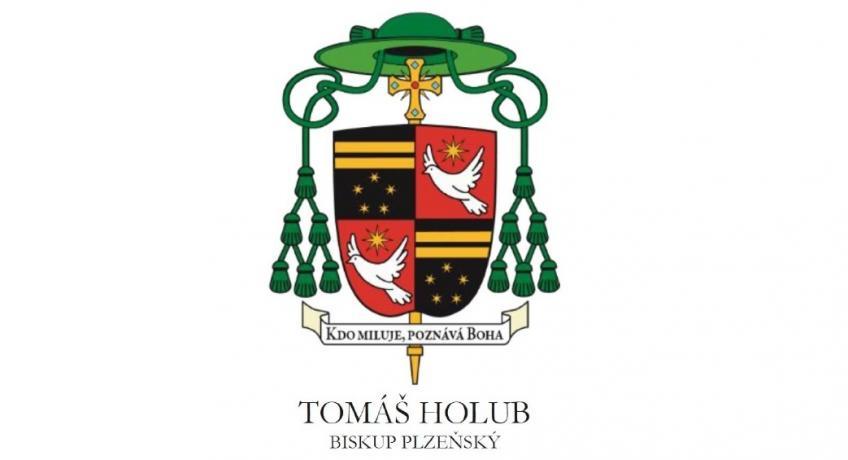 Pastýřský list plzeňského biskupa Tomáše Holuba na 22. neděli v mezidobí