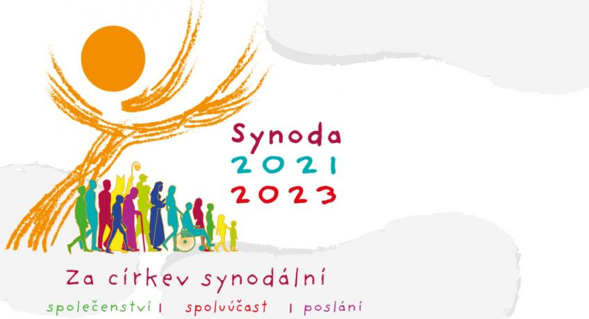 Synoda 2021 - 2023 krok za krokem