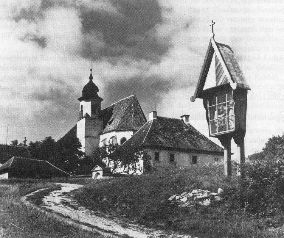 Svatá Anna před rokem 1945