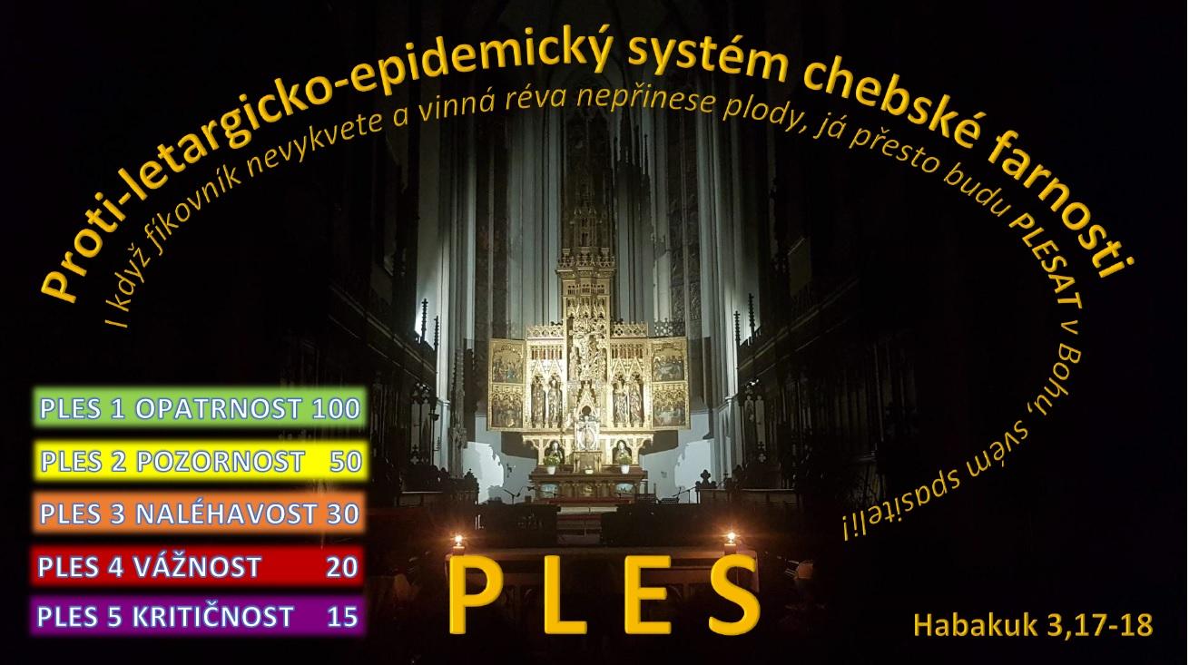 PLES chebské farnosti