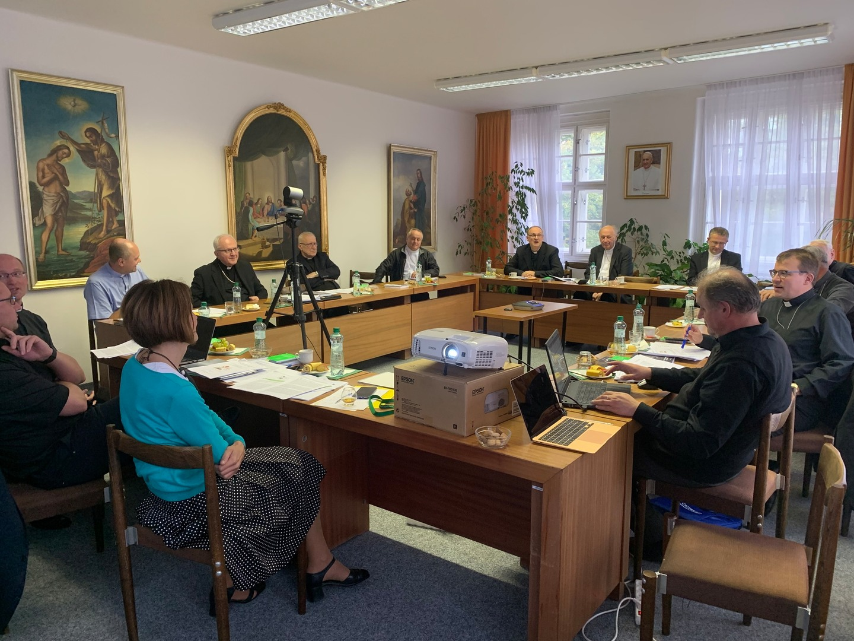 Synoda o synodalitě: Koordinační tým ČBK