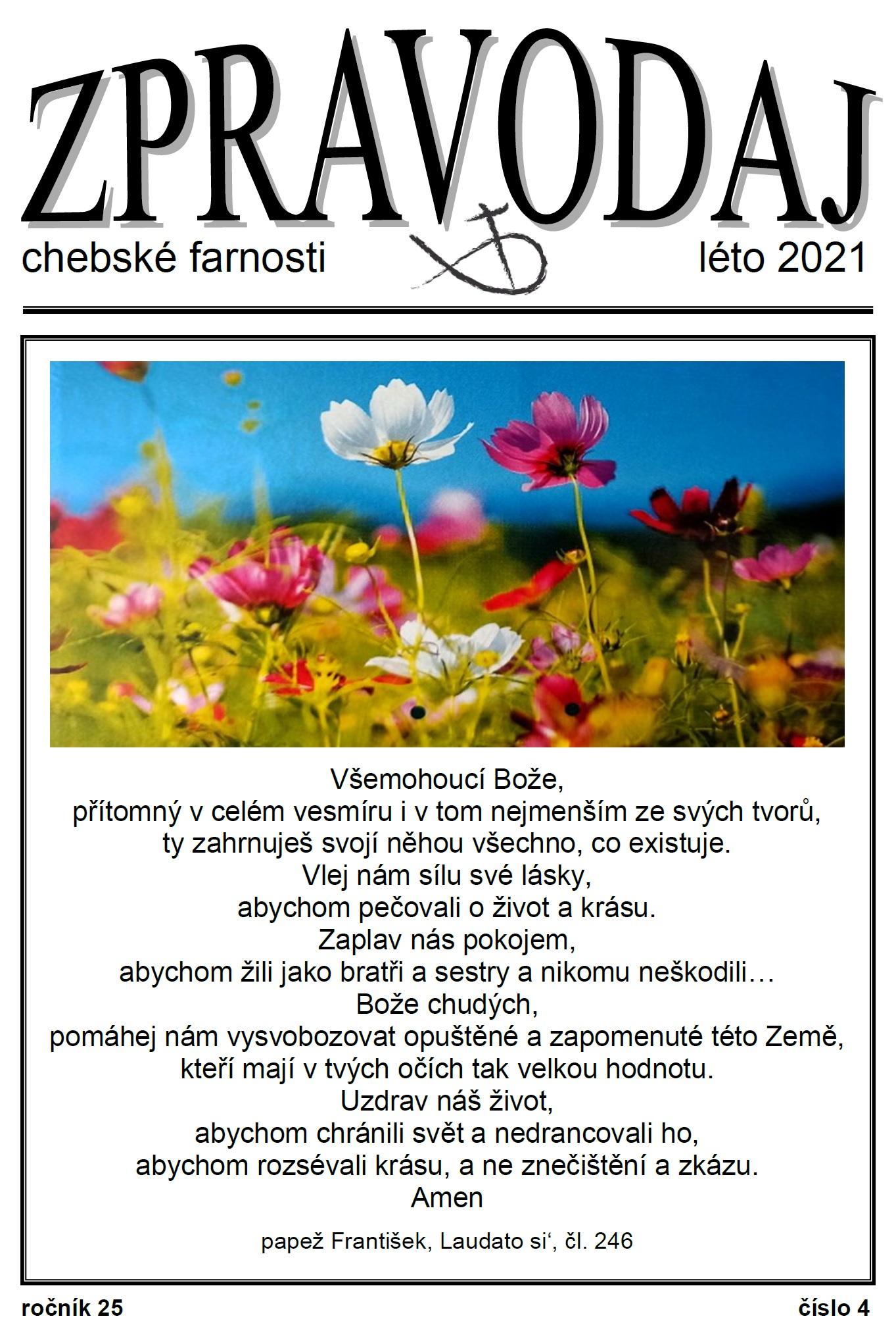 Zpravodaj Cheb 2021 04 léto