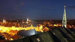 Chrámová střecha