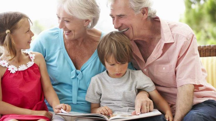 Světový den prarodičů a seniorů