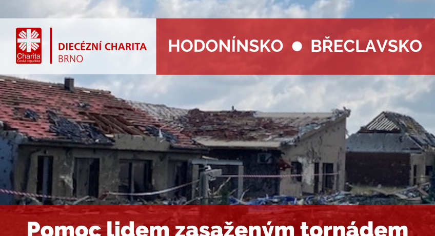 Sbírka Charity Brno