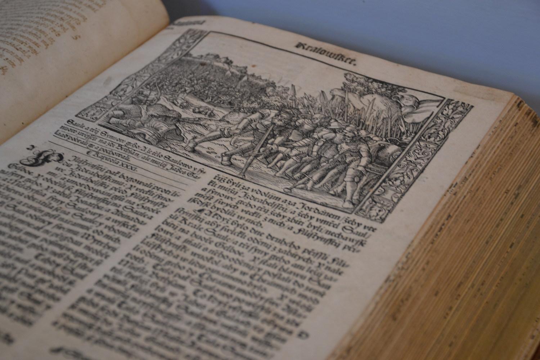 Návštěva Muzea Bible