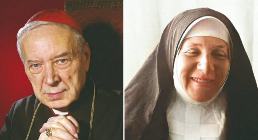 Kardinál Wyszyńsky a matka Elżbieta Róża Czacká byli blahořečeni
