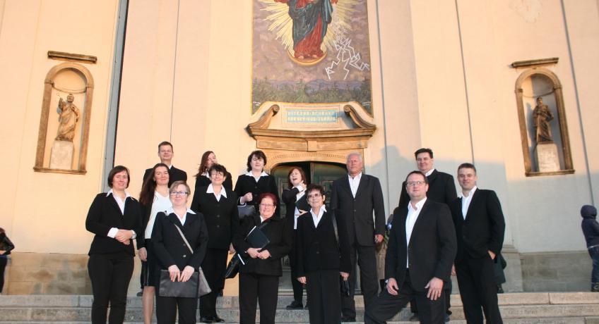 Chrámový sbor z Velkých Bílovic