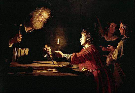 Svatý Josef - mlčenlivý bojovník