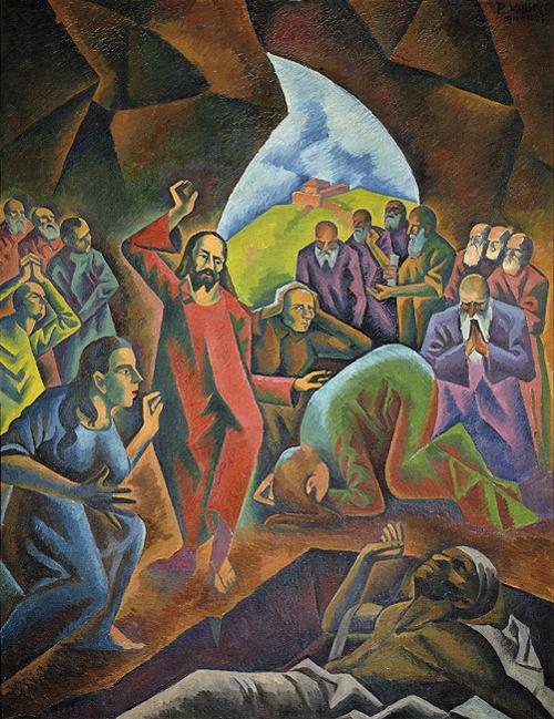 Liturgie a hudba 5. neděle postní