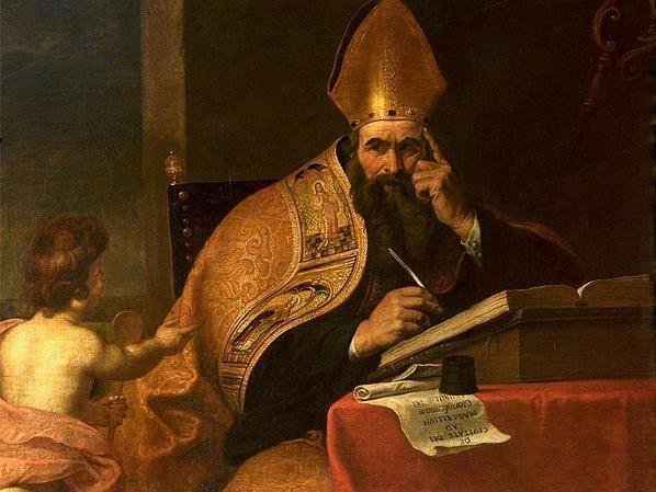 """Sv. Augustin: """"My jsme ta doba!"""""""