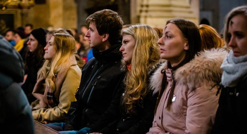 Týden modliteb za mládež od 29.3. - do 5.4.2020