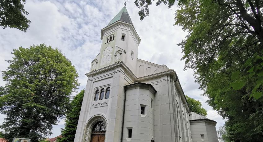 ZÁZNAM VELKOPÁTEČNÍCH OBŘADŮ z kostela Sv.Vavřince v Žeranovicích - 10.4.2o2o