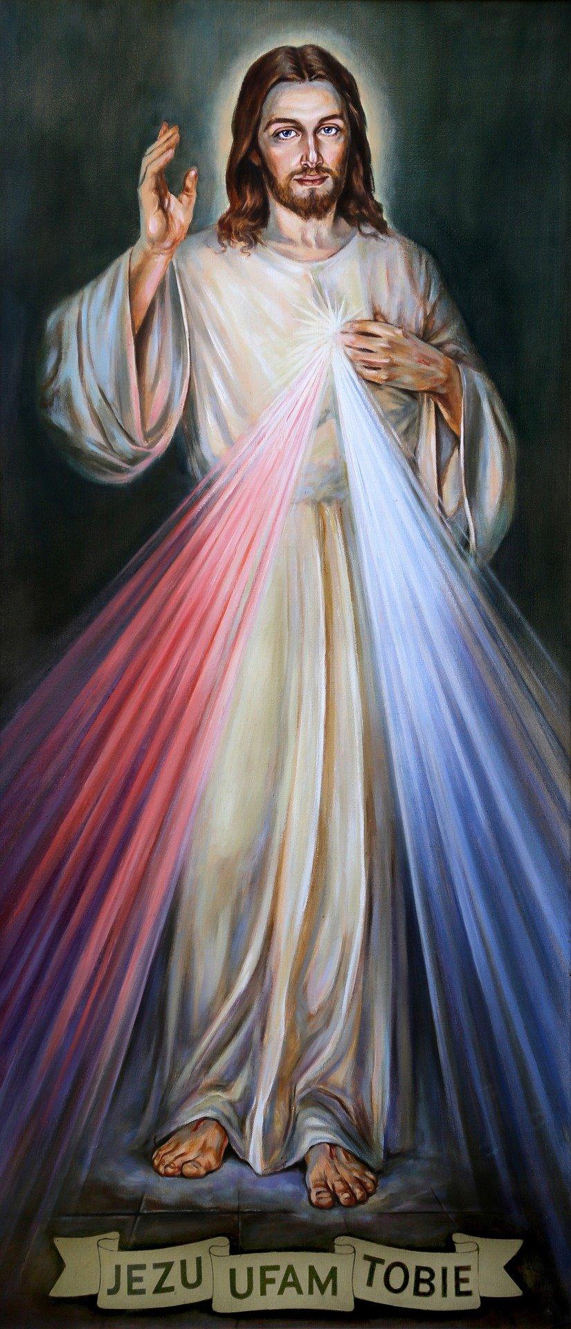 Příslib Ježíše pro neděli Božího Milosrdenství