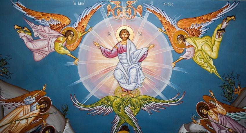 Evangelium a kázání o Slavnosti Nanebevstoupení Páně - čtvrtek 21.5.2o2o
