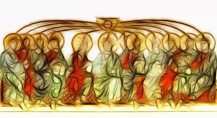 Evangelium Slavnosti seslání Ducha Svatého - neděle 31.5. 2o2o