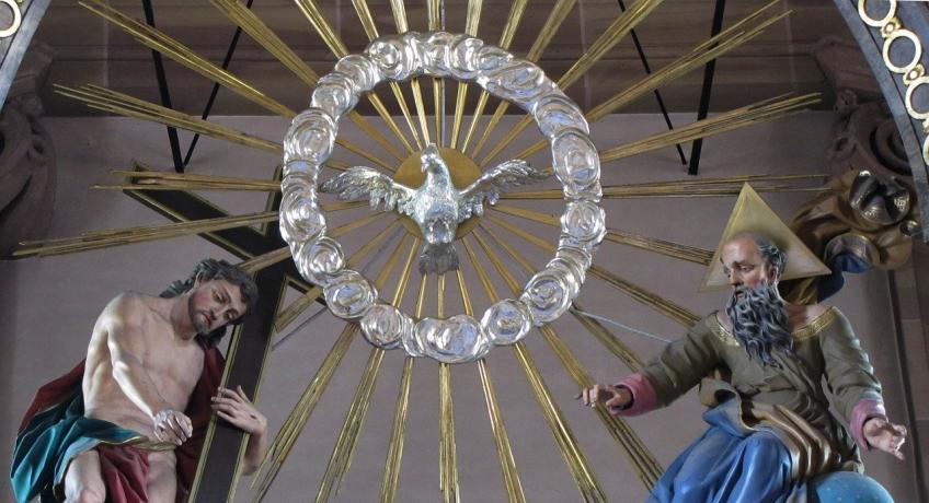 ZÁZNAM  vysílání v neděli  7.6.2o2o - Slavnost Nejsvětější Trojice