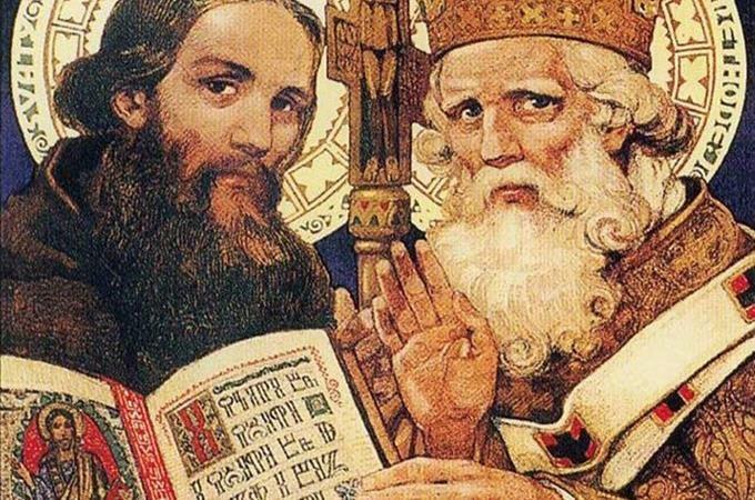Evangelium a homílie - neděle 5.7. 2o2o Slavnost Sv.Cyrila a Sv.Metoděje