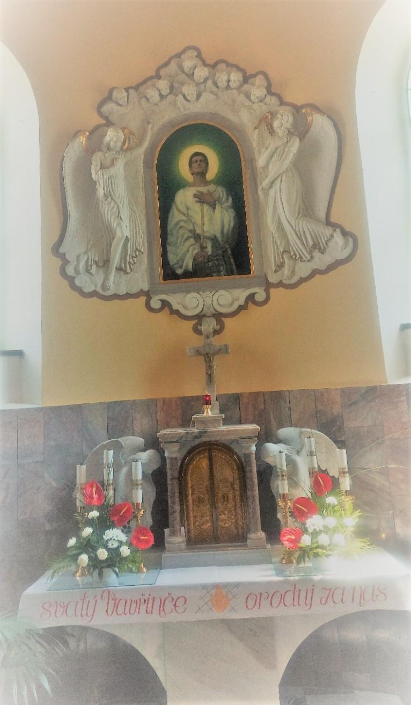 Evangelium  - Sv.Vavřince 10.8.2o2o