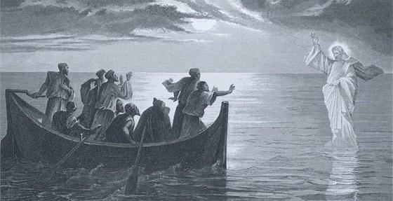 Evangelium 19.neděle v mezidobí - 9.8.2o2o