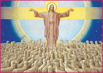 Slavnost Ježíše Krista Krále - neděle 22.11.2o2o