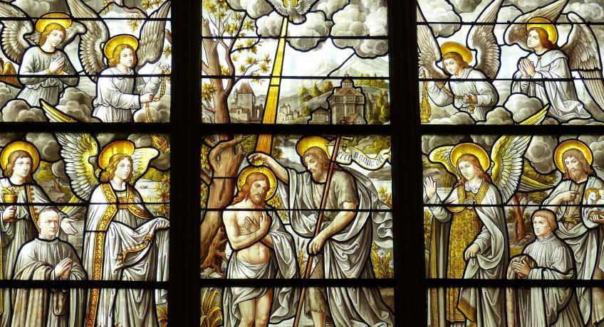 Svátek Křtu Páně - 10.1.2o21