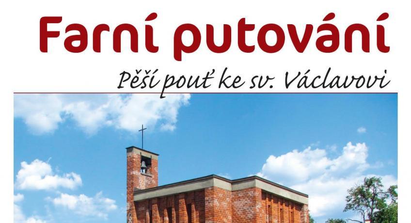 Pouť ke sv. Václavovi na Kudlov