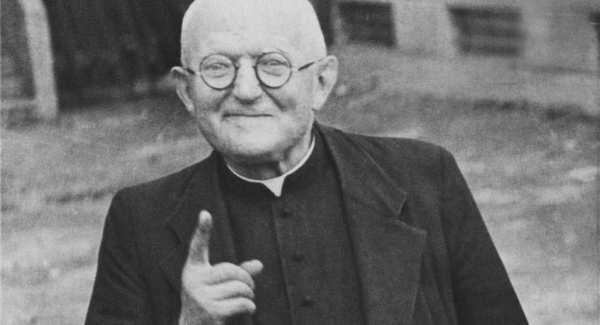Papež František uznal hrdinské ctnosti českého salesiána Ignáce Stuchlého