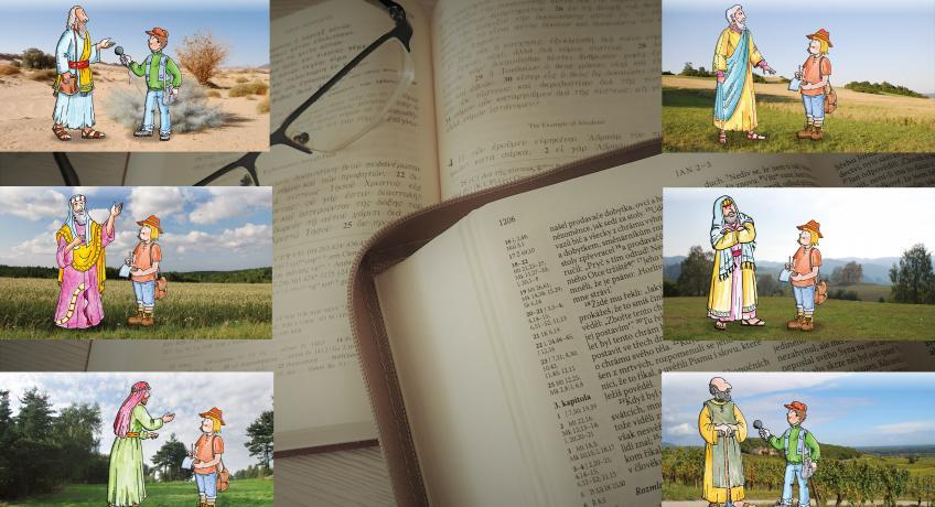Biblická pátrání 07 – velikonoční šifra