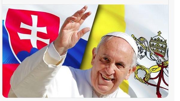 Autobusem z Otrokovic na mši svatou s papežem Františkem