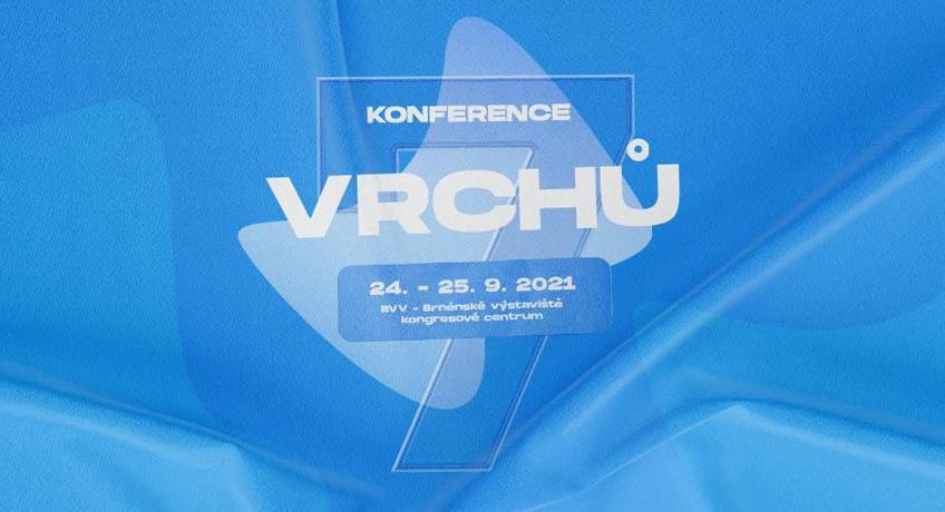 Pozvánka na konferenci 7 vrchů 24. a 25.9. 2021