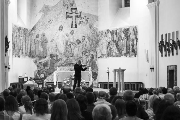 Benefiční koncert Pavla Šporcla