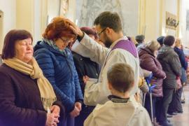 Mše svatá s pomazáním nemocných 2020