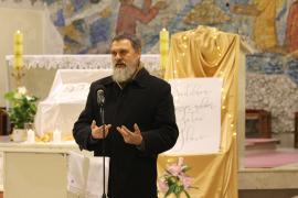Přednáška Avinu o modlitbě Otče náš