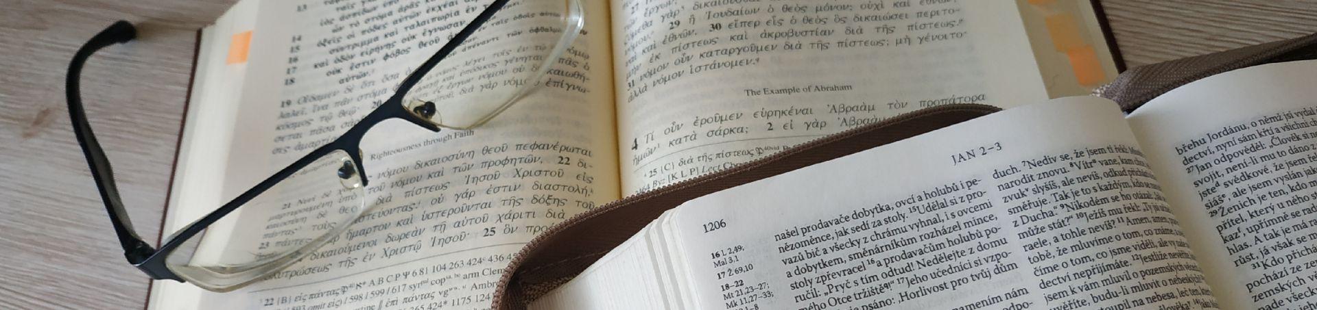 Biblická pátrání Zlín
