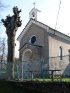 Kaple sv. Anny v Jaroslavicích