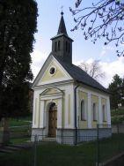 Kaple sv. Martina v Přílukách
