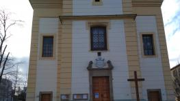 Obnova oken v průčelí kostela